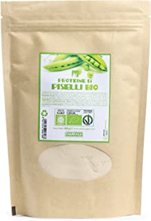 Erbavoglio Proteínas de Guisantes - 250 gr