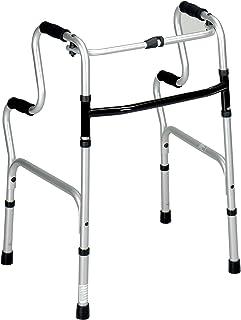 Hi-Riser fällbar promenadram (kan lindra moms i Storbritannien) Sit to Stand Walker användbart för att komma upp från soff...