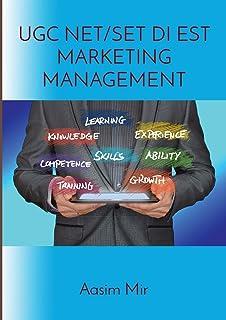 Ugc Net/Set Di Est Marketing Management