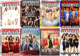 Desperate Housewives: Complete TV Series Seasons 1-8 DVD Collection
