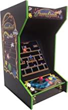 Suncoast Arcade - New Retro Style Tabletop Arcade Machine with 60 Classic Games