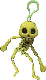 Creepy Guy Figure Scary, Moving, Funny, Amazing (Yellow)