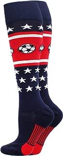 patriotic soccer socks