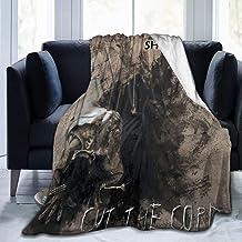 ChenShengDao123 Shinedown Cut The Cord Home Microplush Manta de Lana-Ultra-Soft Velvet-Luxurious Fuzzy Fleece Fur-Cozy Lightweight-All Season Premium Bed Blanket 80''x60''