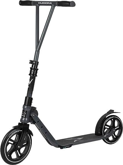 Hudora Big Wheel Generation V 230 - Patinete para jóvenes y Adultos