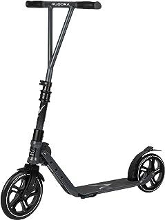 HUDORA BigWheel Generation V 230 Scooter stort hjul, antracit