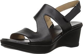 32ee4791061e Amazon.com  Naturalizer - Platforms   Wedges   Sandals  Clothing ...