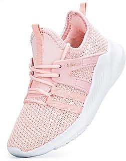 RUNSIDE Kids Sneakers Running Tennis Athletic Shoes for Boys&Girls (Toddler/Little Kid/Big Kid)