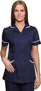 comprar comparacion Mirabella Health & Beauty Casaca de Mujer para médicos y enfermería Nightingale