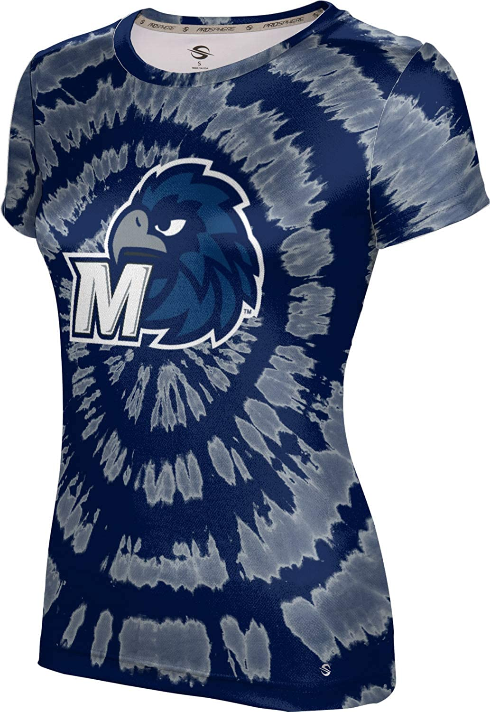 ProSphere Monmouth University Girls' Performance T-Shirt (Tie Dye)