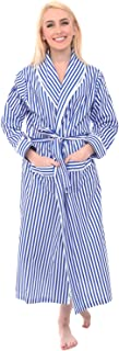 Best blue and white striped dressing gown Reviews