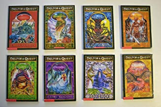 Deltora Quest Complete Boxed Set, Books 1-8: The Forests of Silence, The Lake of Tears, City of the Rats, The Shifting San...
