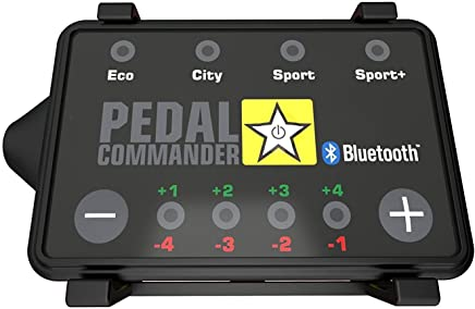 Pedal Commander throttle response controller PC38 Bluetooth for Toyota - get increased performance or save fuel