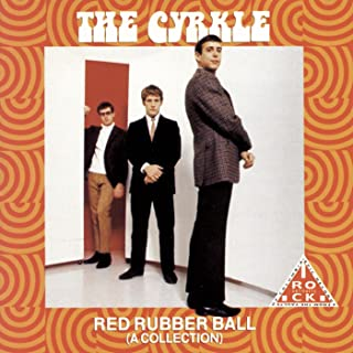 red rubber ball song