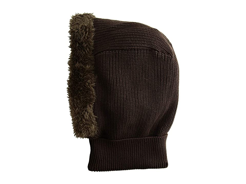 mini rodini Pile Balaclava (Brown) Caps