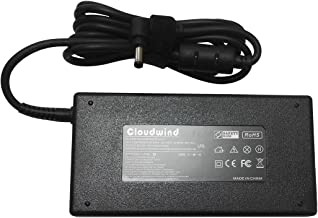 Cloudwind 19V 6.32A 120W 5.5mm Connector Replacement Ac Adapter Charger for Asus Q550LF N550JV F554LA GL551JM GL551JW GL771JM R500VJ R510CA R700VJ X750JB N550JX N750 X550JK G50 G51J G60 N53 Laptop.