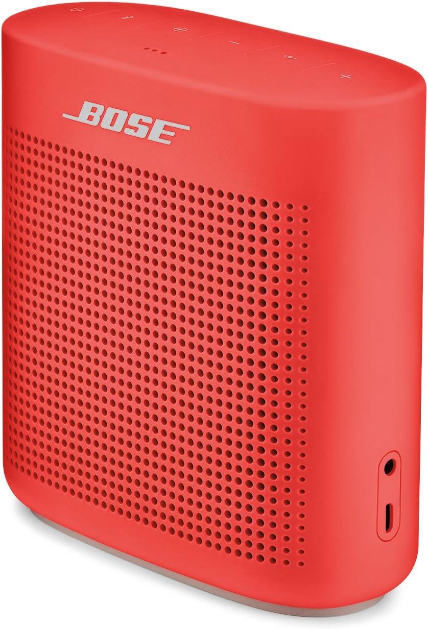 Enceinte Bluetooth Bose SoundLink Color II rouge