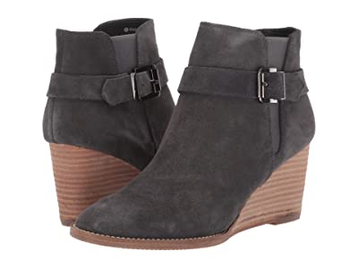 Blondo Natalia Waterproof (Dark Grey Suede) Women