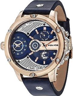 Reloj Amazon Correa AzulRelojes De esPolice T3FlK1cJ