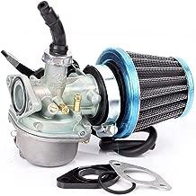 EVINIS ATV Carburetor PZ19 + 35mm Air Filter for 50cc 70cc 90cc 110cc 125cc ATV Dirt Pit Bike Taotao Honda CRF