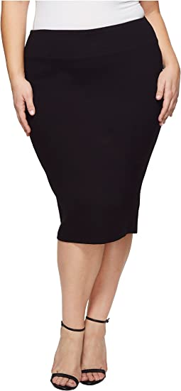 Plus Size Marnie Pencil Skirt