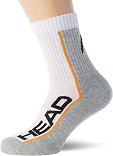 Head, Calcetines de tenis (Pack de 3) Unisex adulto