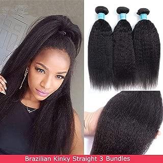 kinky yaki hair