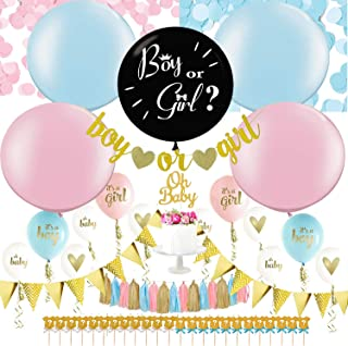 Gender Reveal Party Supplies | 36