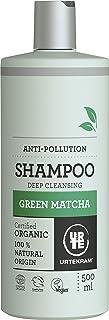 Urtekram Green Matcha Shampoo Organic, Deep Cleansing, 500 ml