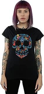 Women's Coco Skull Pattern T-Shirt