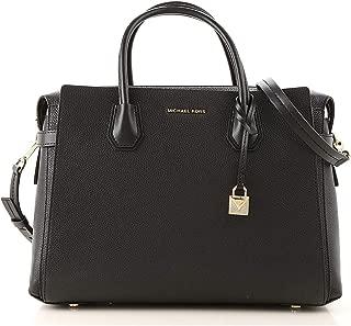 Luxury Fashion   Michael Kors Womens 30S9GM9S3L001 Black Handbag   Fall Winter 19