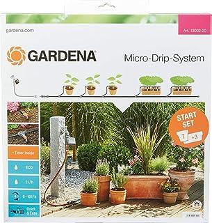 Programador De Riego Gardena