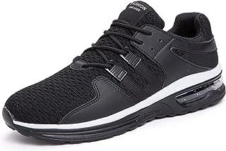 JACKSHIBO Men Women Sneakers Ultra Lightweight Comfortable Work Tennis Running Shoes