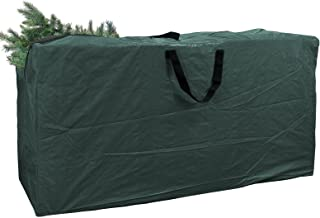 Greenco Extra Large Christmas Tree Storage Bag For 9 Foot Tree, Dark Green, Dimensions 65 x 15 x 30 Inches