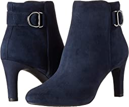 New Luxe Navy Suede