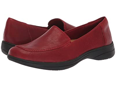 Trotters Jacob (Dark Red) Women