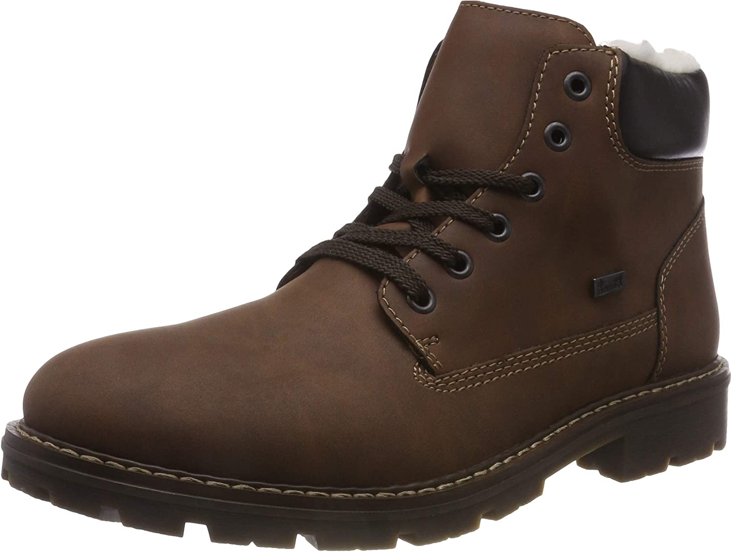 Rieker Mens-Stiefel Excellence Now on sale Braun 2 Gr.