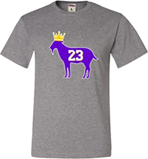 Youth Goat James G.O.A.T. King T-Shirt