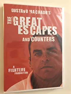 The Great Escapes and Counters DVD by Gustavo Machado