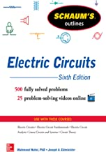 Schaum's Outline of Electric Circuits, 6th edition (Schaum's Outlines) (English Edition)