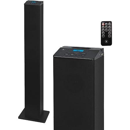 Innovative Technology Torre De Sonido Bluetooth Itsb250 (Reacondicionada)