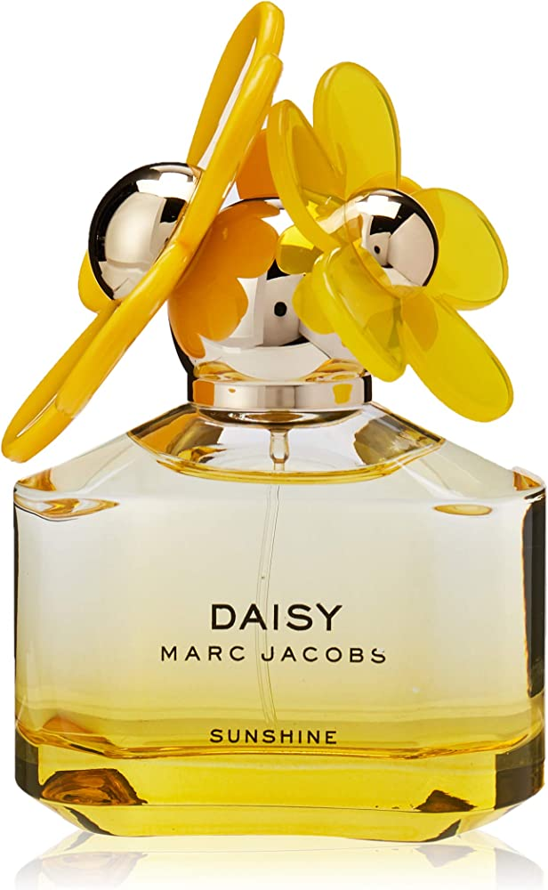 Marc jacobs daisy eau so fresh sunshine,eau de toilette,profumo per donna,50 ml 3614227690745