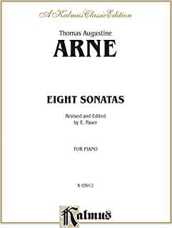 Eight Sonatas