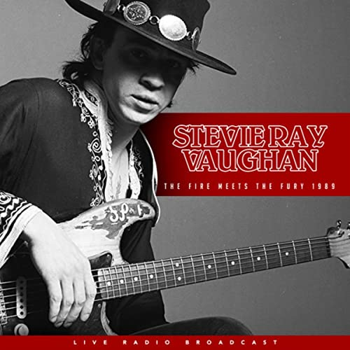 41f8b81e54d The Fire Meets The Fury (Live) by Stevie Ray Vaughan on Amazon Music ...