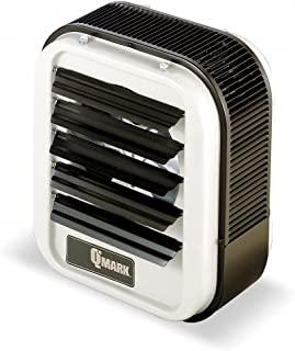 Electric Unit Heater, Vertical or Horizontal, 208/240VAC, 2.2/3.0 kW, 1 Phase