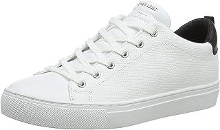 Skechers Women's Side Street-TEGU Trainers, White (White Wht), 8 (41 EU)