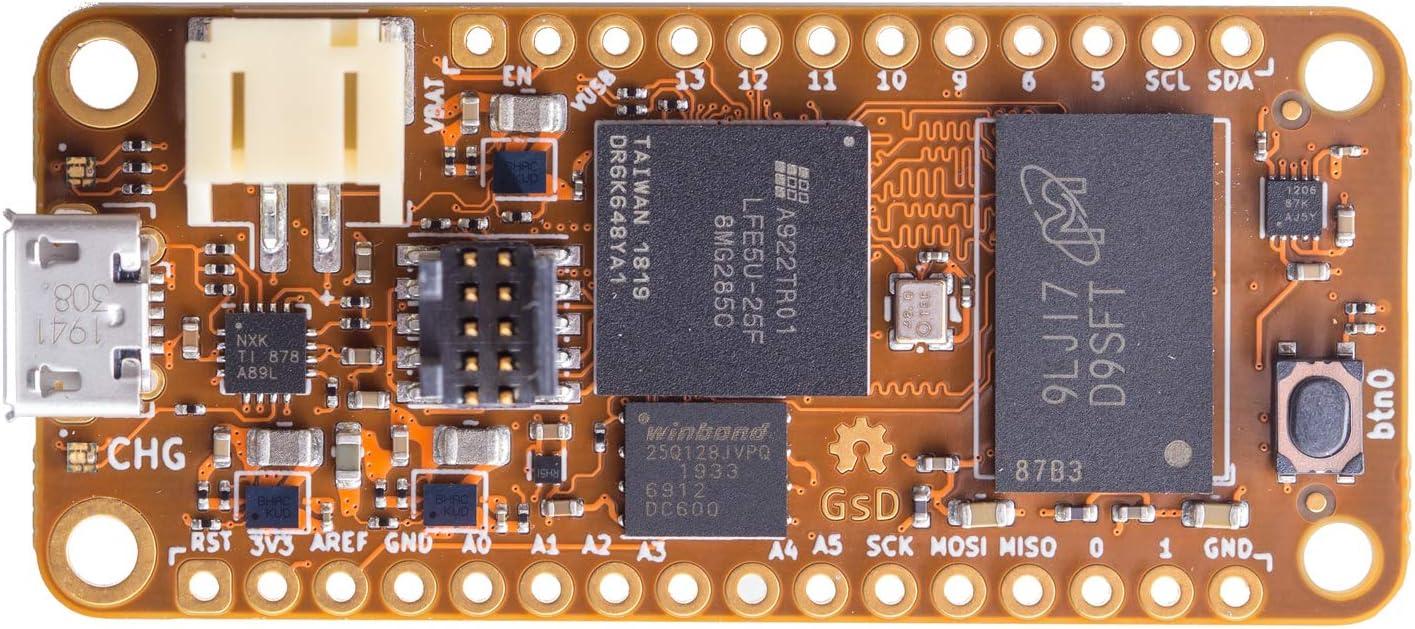 OrangeCrab 25F - Max 83% OFF Lattice FPGA Board ECP5 San Antonio Mall