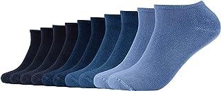 s.Oliver Venezia Essential Unisex Trainer Socks Pack of 10