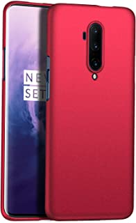 BRAND SET Case for OnePlus 7T Pro PC silky Ultra Thin phone Anti-fingerprint ultra-thin matte hard shell Compatible with O...