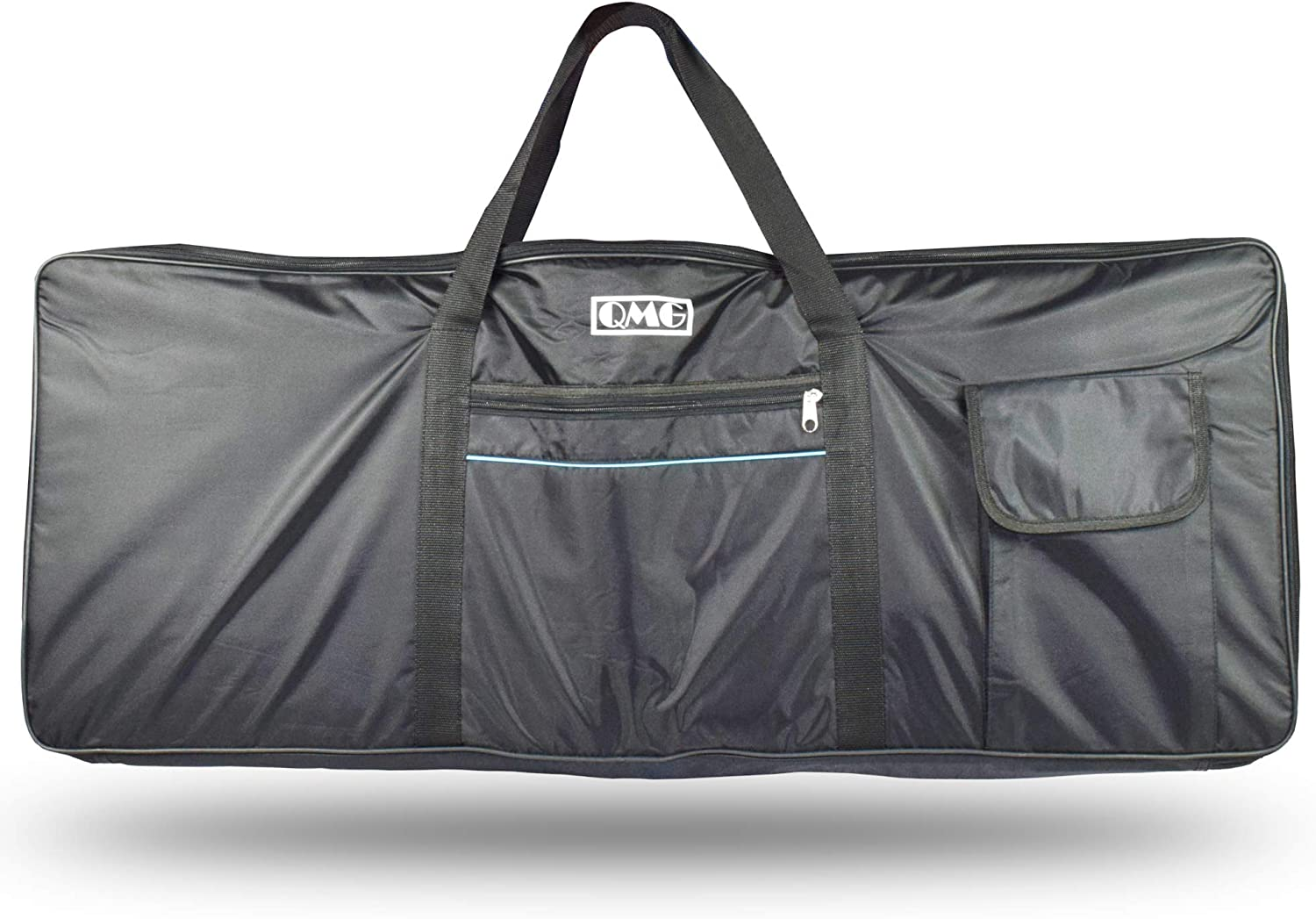 QMG Electric Piano Portable Padded Gig Bag We OFFer at cheap depot prices Keybo 61 Case Key for
